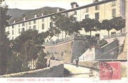 FR66 PRATS DE MOLLO - LA PRESTE - établissement Thermal - La Route - Animée - Belle - Autres Communes