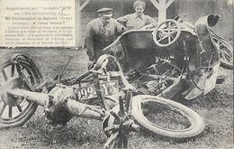 Annales N° 97 Archiconfrérie De St Saint-Christophe-le-Jajolet (Orne) Auto Brisée Par Un Train Le 15 Septembre 1920 - Autres Communes