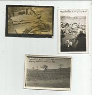 ETIOPIA - 7 FOTO ECCIDIO DI MAI LALA - LA FORCA PER I BRIGANTI ABISSINI-1936 - Militari