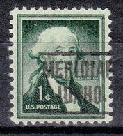 USA Precancel Vorausentwertung Preo, Locals Idaho, Meridian 466 - Vereinigte Staaten
