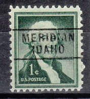 USA Precancel Vorausentwertung Preo, Locals Idaho, Meridian 745 - Vereinigte Staaten