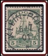 Togo Occupation Allemande - Klein-Popo Sur N° 08 (YT) N° 20 (AM). Oblitération De 1904. - Togo (1914-1960)