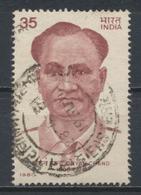 °°° INDIA - Y&T N°646 - 1980 °°° - Usados