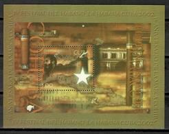 Cuba 2002 / Fidel Castro & Tobacco Cigar MNH Tabaco Puros Habanos / Cu11323  C5-18 - Tabaco