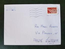 (28124) STORIA POSTALE ITALIANA 1997 - 6. 1946-.. Repubblica