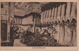 PARIS  XIX  BOUCHERIE  LALAUZE  AVENUE DU PONT DE FLANDRE - Arrondissement: 19