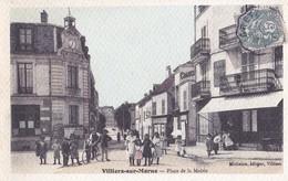 VILLIERS SUR MARNE                             Place De La Mairie - Villiers Sur Marne