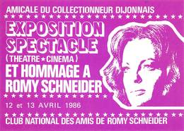 Romy Schneider Dijon - Acteurs