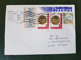 (28130) STORIA POSTALE ITALIA 1998 - 6. 1946-.. Repubblica