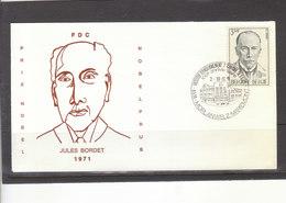 1603 Jules Bordet - Prix Nobel De Médecine 1919 - Prix Nobel
