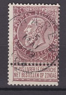 N° 61  Défauts HAREN - 1893-1900 Fine Barbe