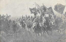 Bataille D'Austerlitz En 1805 - Tableau La Chevauchée Par Henri Baud - Carte ND Phot. N° 1948 Gr. - Histoire