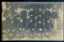Cpa Carte Photo Militaires 14-18 Officiers Du 7ème      ACH12 - Guerre 1914-18