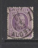 COB 198 Oblitération Centrale ALOST 1 - 1922-1927 Houyoux