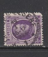 COB 198 Oblitération Centrale IXELLES - 1922-1927 Houyoux