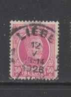 COB 200 Oblitération Centrale LIEGE - 1922-1927 Houyoux