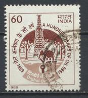 °°° INDIA - Y&T N°1050 - 1989 °°° - India