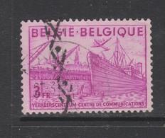 COB 770 Oblitération Roulette - 1948 Exportation