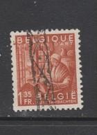 COB 762 Oblitération Roulette - 1948 Exportation
