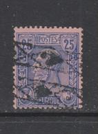 COB 48 Oblitération Roulette - 1884-1891 Léopold II