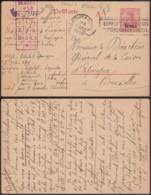 Belgique - EP Guerre 14-18 De Liège 1918 Vers Bruxelles (DD) DC 2378 - Guerre 14-18