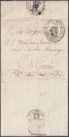 Belgique 1795 De Bruxelles Vers Gand (DD) DC2408 - 1794-1814 (Période Française)