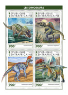 Central Africa 2018 Dinosaurs S201902 - Central African Republic