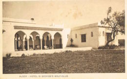 Alger- Algérie -Hotel St Georges Golf Club- Scans Recto Verso- Paypal Sans Frais - Algerien