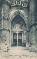 CPA - France - (58) Nièvre - Nevers - Portail Sud De La Cathédrale - Nevers