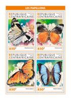 Central Africa 2018 Fauna Butterflies S201902 - Central African Republic