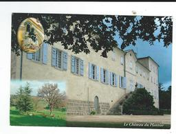 CPM 09 St Saint Alban D'ay Chateau Du Plantier NeuveTBE Photo Denis Fogelgesang 2006 - France