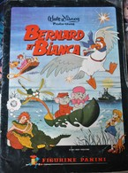 Très Rare Album Panini Complet Bernard Et Bianca Walt-Disney 1977 - Panini