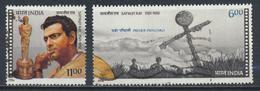 °°° INDIA - Y&T N°1215/16 - 1994 °°° - India