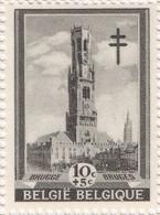 519 - XX - VARIBEL V23 - Fil Entre Le Beffroi Et Le Clocher à Droite - Variétés Et Curiosités