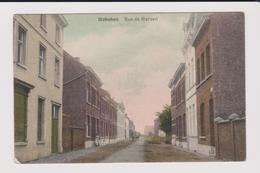 Hoboken - Mooie Kleurkaart Van Rue De Harven Gelopen Jaartal Onleesbaar Uitg.vertongen - Antwerpen
