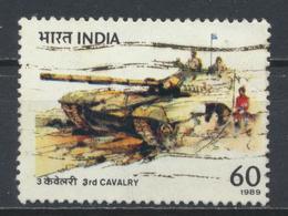 °°° INDIA - Y&T N°1011 - 1989 °°° - Indien