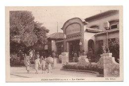 - CPA JUAN-LES-PINS (06) - Le Casino - Edition Giletta - - Antibes