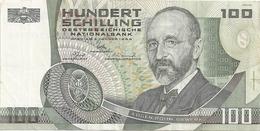 Autriche 100 Schilling 1984 - Austria