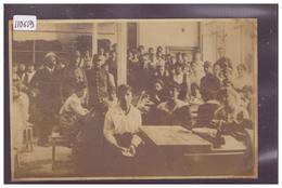 LUGANO - FACTORIA MILITARE 1917  - TB - TI Tessin
