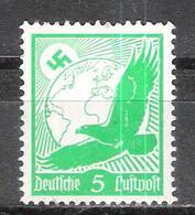 Reich Poste Aérienne N° 43 Neuf ** - Poste Aérienne