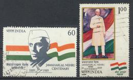°°° INDIA - Y&T N° 999A/B - 1988 °°° - India