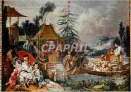 CPM Besancon (Doubs) Musee Des Beaux Arts Francois Boucher Peche Chinoise - Besancon