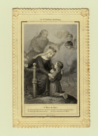 """La Ste Enfance""  - Double - Andachtsbilder"