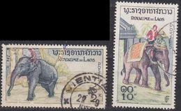 LAOS [1958] MiNr 0074 Ex ( O/used ) [01] - Laos