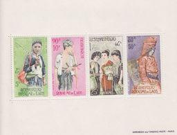 LAOS [1964] MiNr 0147-50 Block 36 ( **/mnh ) - Laos