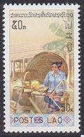 LAOS [1977] MiNr 0451 ( **/mnh ) - Laos