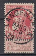 BELGIË - OPB - 1905 - Nr 74 (LANGEMARCK) - 1905 Grosse Barbe