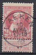 BELGIË - OPB - 1905 - Nr 74 (LAEKEN) - 1905 Grosse Barbe