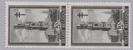 519 - XX - VARIBEL V15 - Eclat Blanc Dans Le Mur Latéral De La Tour Du Beffroi - Variétés Et Curiosités
