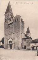CPA - France - (71) Saône Et Loire - Tournus - L'Abbaye - France